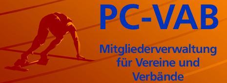 Mitgliederverwaltung PC-VAB