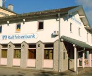 Geschäftsstelle Taufkirchen - Raiffeisenbank Taufkirchen-Oberneukirchen eG