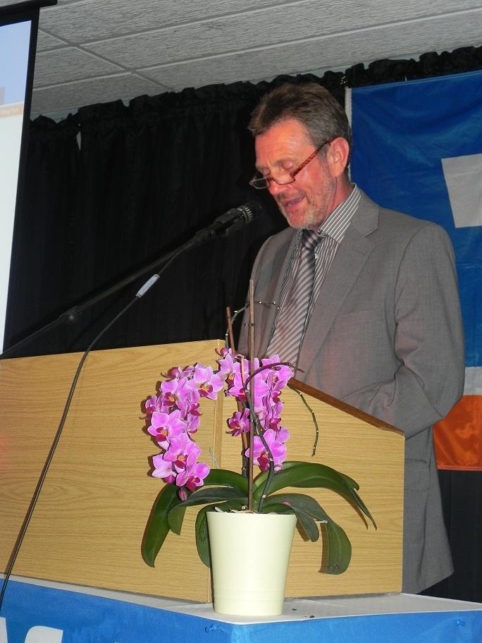 Aufsichtsratsvorsitzender Jakob Bichlmaier